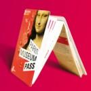 design graphique carte musée paris