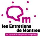 logo pour un cycle de conférences à montreuil