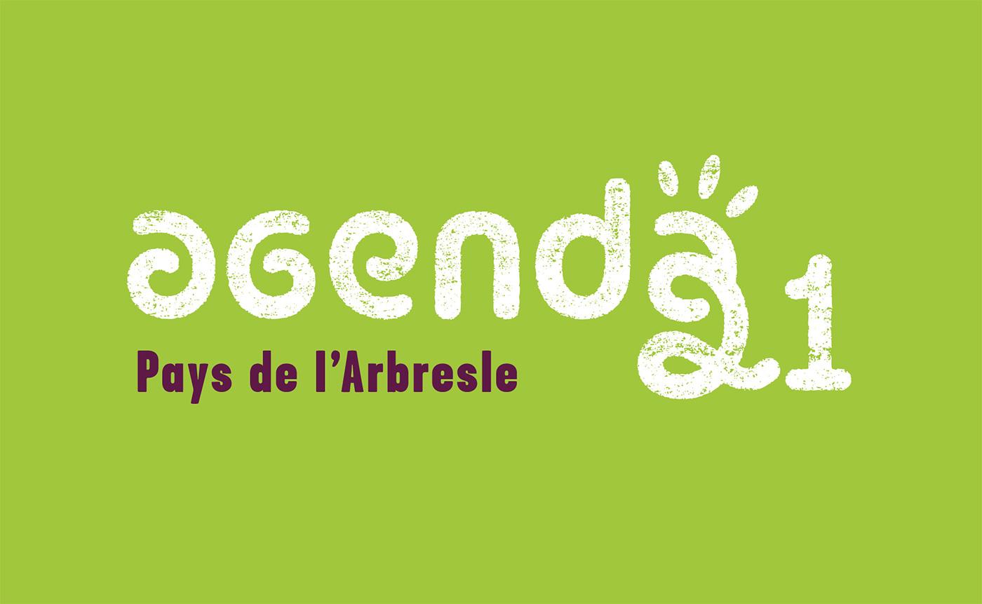 Agenda Logo Logo agenda 21 identit