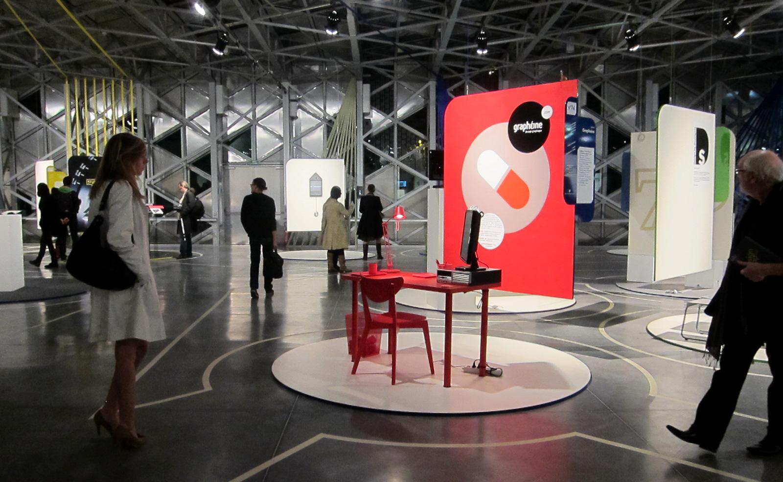 design map cit du design st tienne. Black Bedroom Furniture Sets. Home Design Ideas