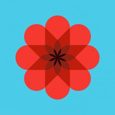 Création de l'identité visuelle du Festival du Printemps de Pérouges. Déclinaison de la communication à travers tous les supports : Affiches, flyer, programme, journal...