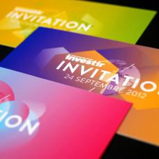 Invitations Investir
