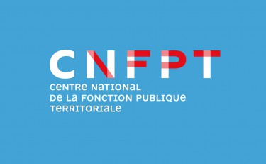 Conception de l'identité de marque du Centre National de la Fonction Publique Territoriale