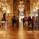 Scénographie d'une exposition réalisée pour le musée des confluences à Lyon dans le cadre des journées du patrimoine