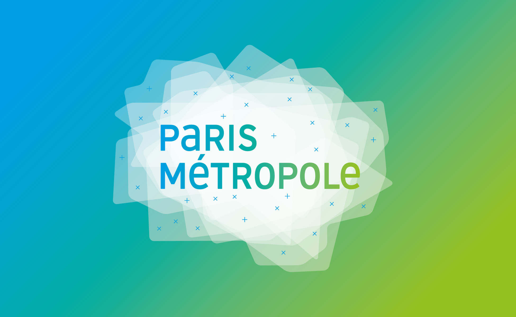 logo-design-paris-metropole-gradient-blue-green