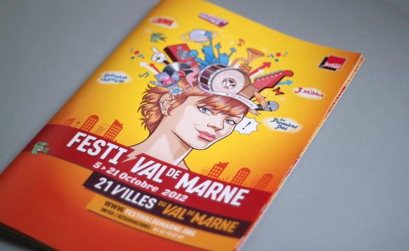 agence graphisme festival musique