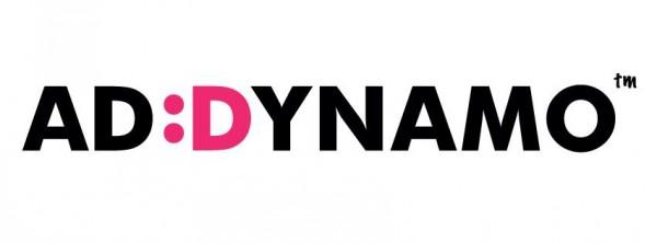 Le logo d'AdDynamo, une régie publicitaire britannique