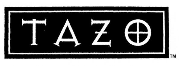 L'ancien logo de Tazo