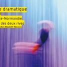 création de la mise en page du programme de saison centre dramatique régional de haute normandie