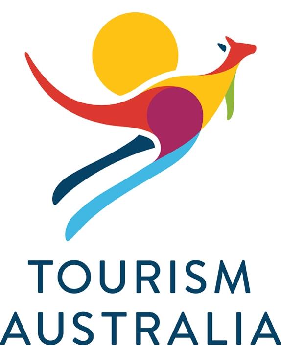 Le nouveau logo du tourisme Australien