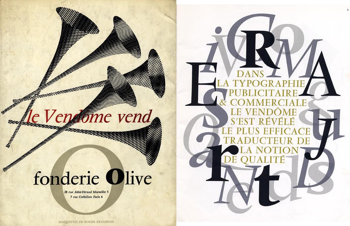 typographie-vendome-excoffon