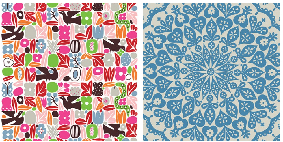 Fashion Pattern Fabric