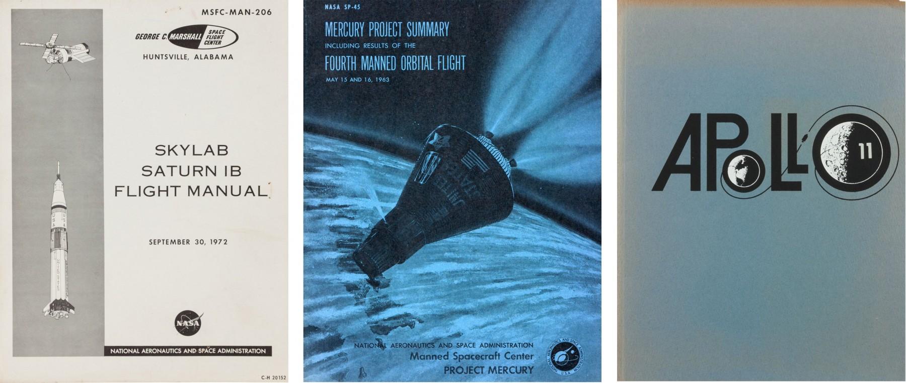 Brochure de la nasa