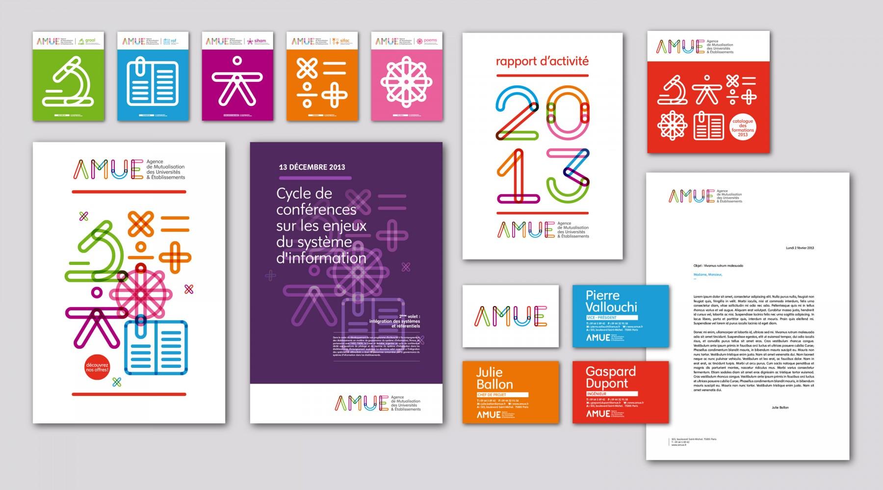 Populaire La petite histoire du rebranding de l'Amue - Graphéine - Agence de  YX77
