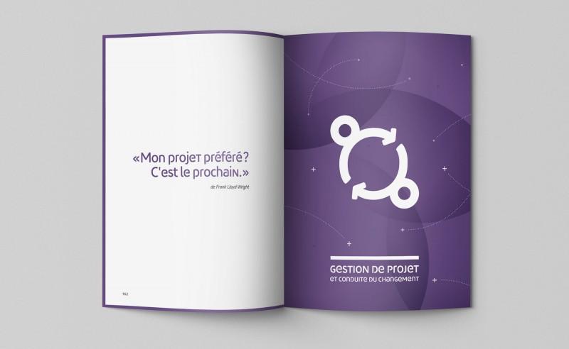 maquette catalogue - pictogramme