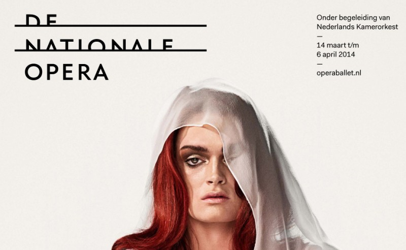 Nouvelle Identité visuelle du « Dutch National Opera & Ballet »