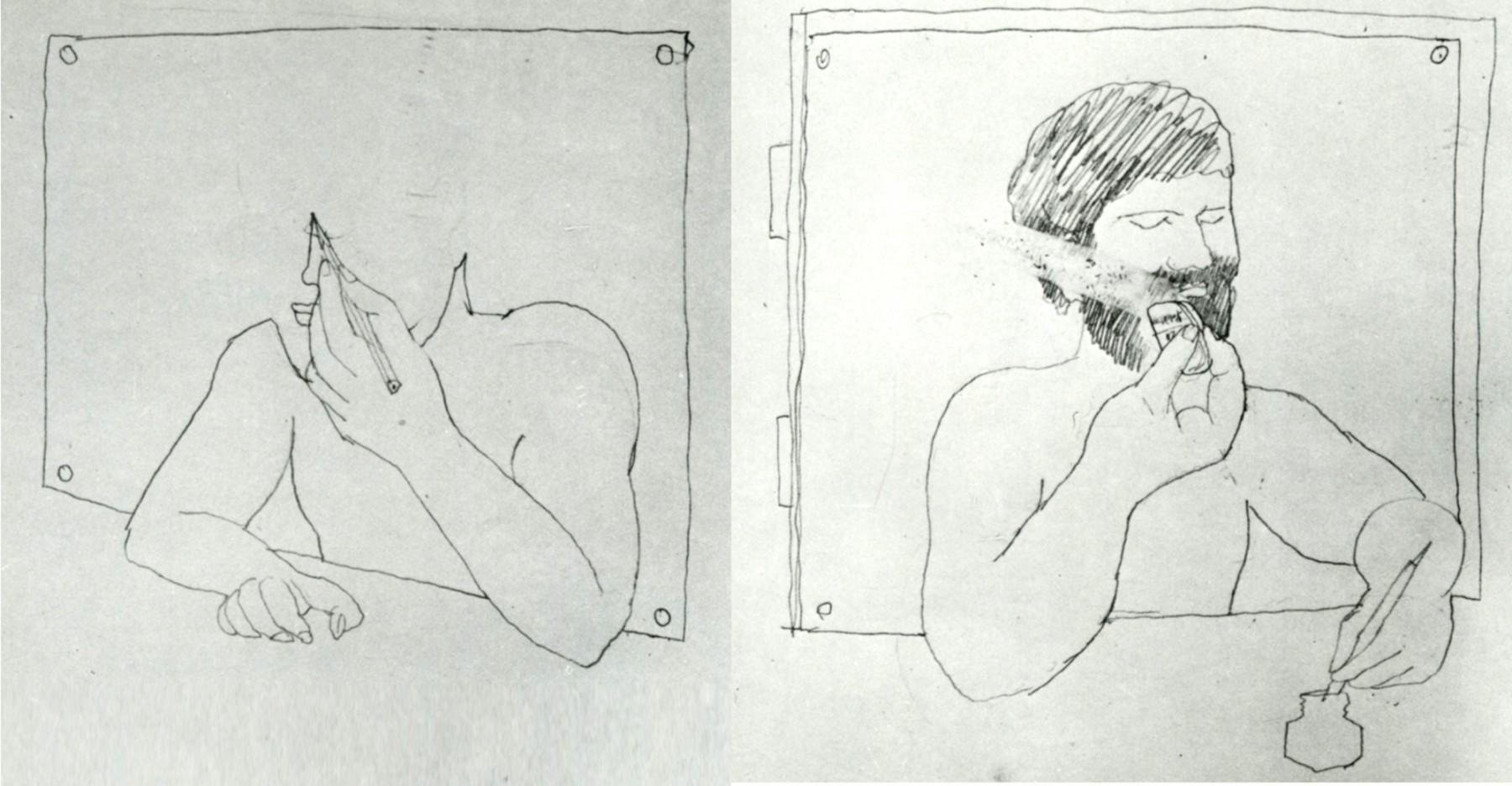 illustration-bonhome-qui-se-dessine-hans_hillmann-9