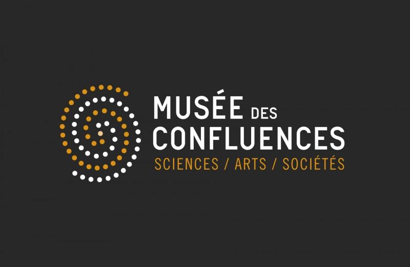 Identité visuelle Musée des confluences