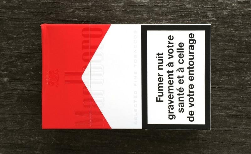 Il n'y a pas de fumée sans marques !