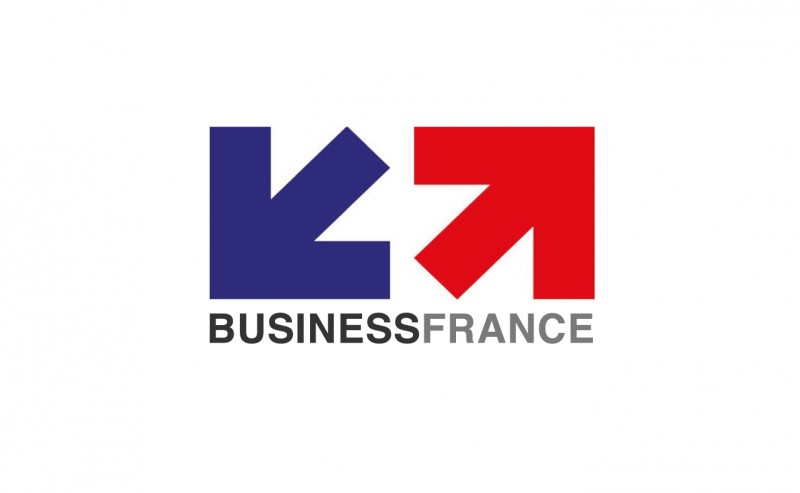Le logo de « Business France »