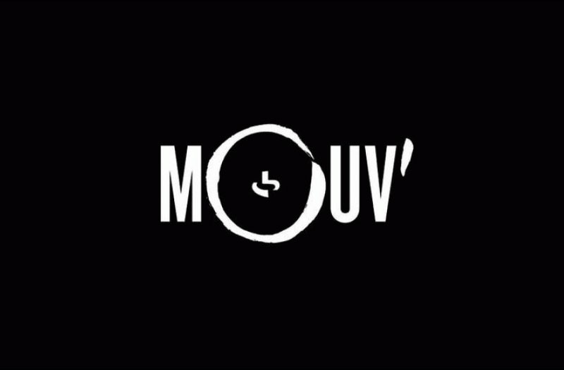 The Mouv logo made its teen crisis!