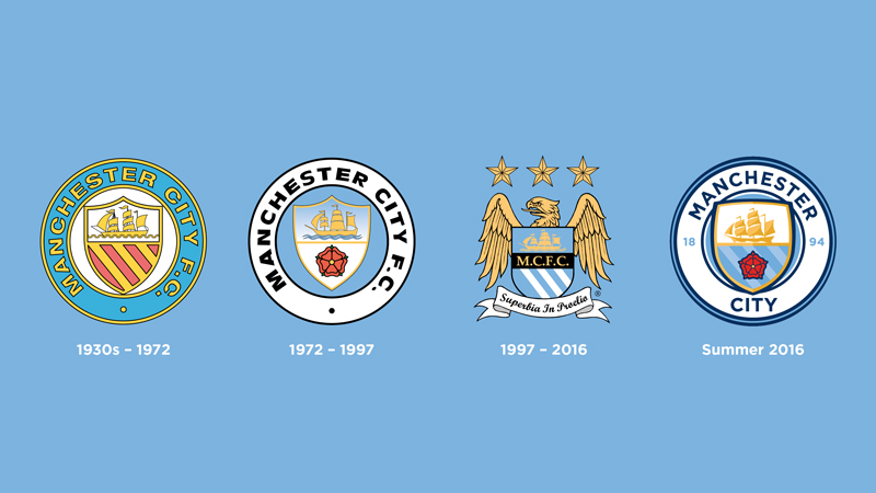Super Le club de foot de Manchester City redore son blason - Graphéine  UO62