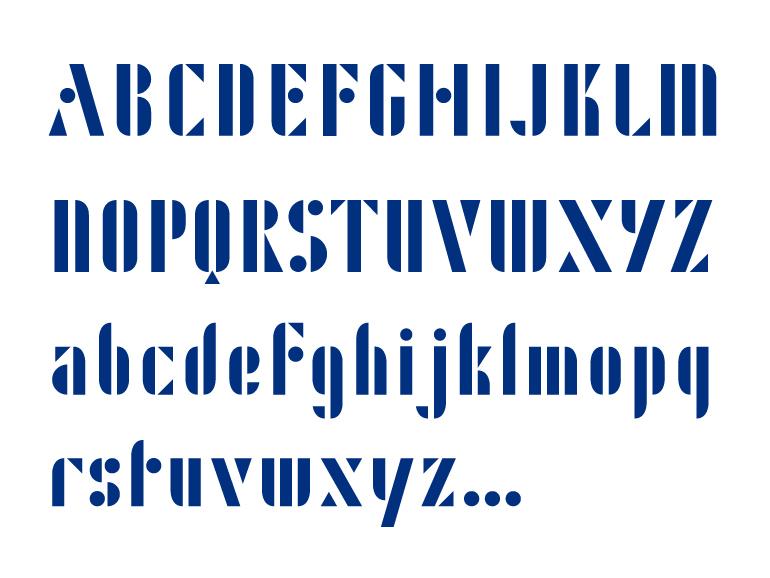 Préférence Un logo typo pour l'ESAM - Graphéine - Agence de communication  JV24