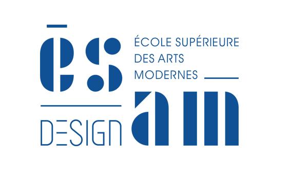Un logo typo pour l'ESAM