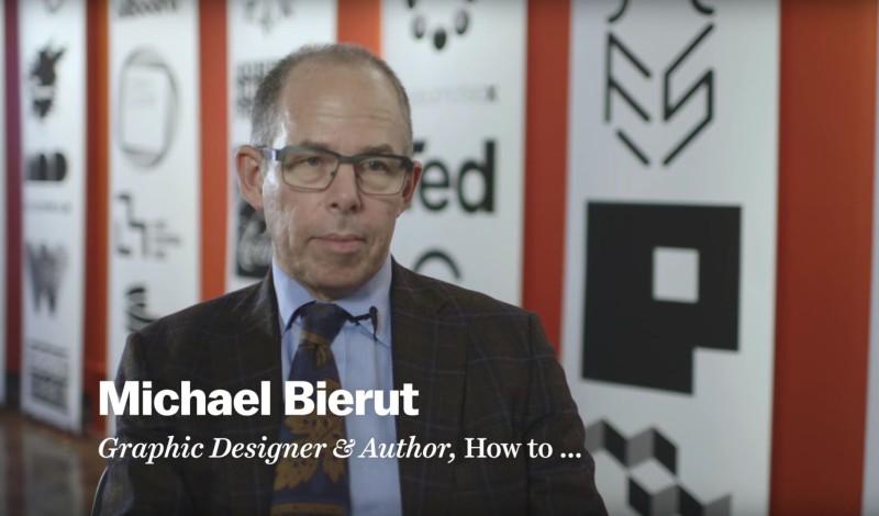 C'est quoi un bon logo d'après Michael Bierut ?