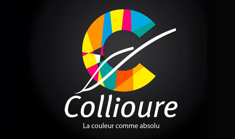 Un logo tout en Collioure !