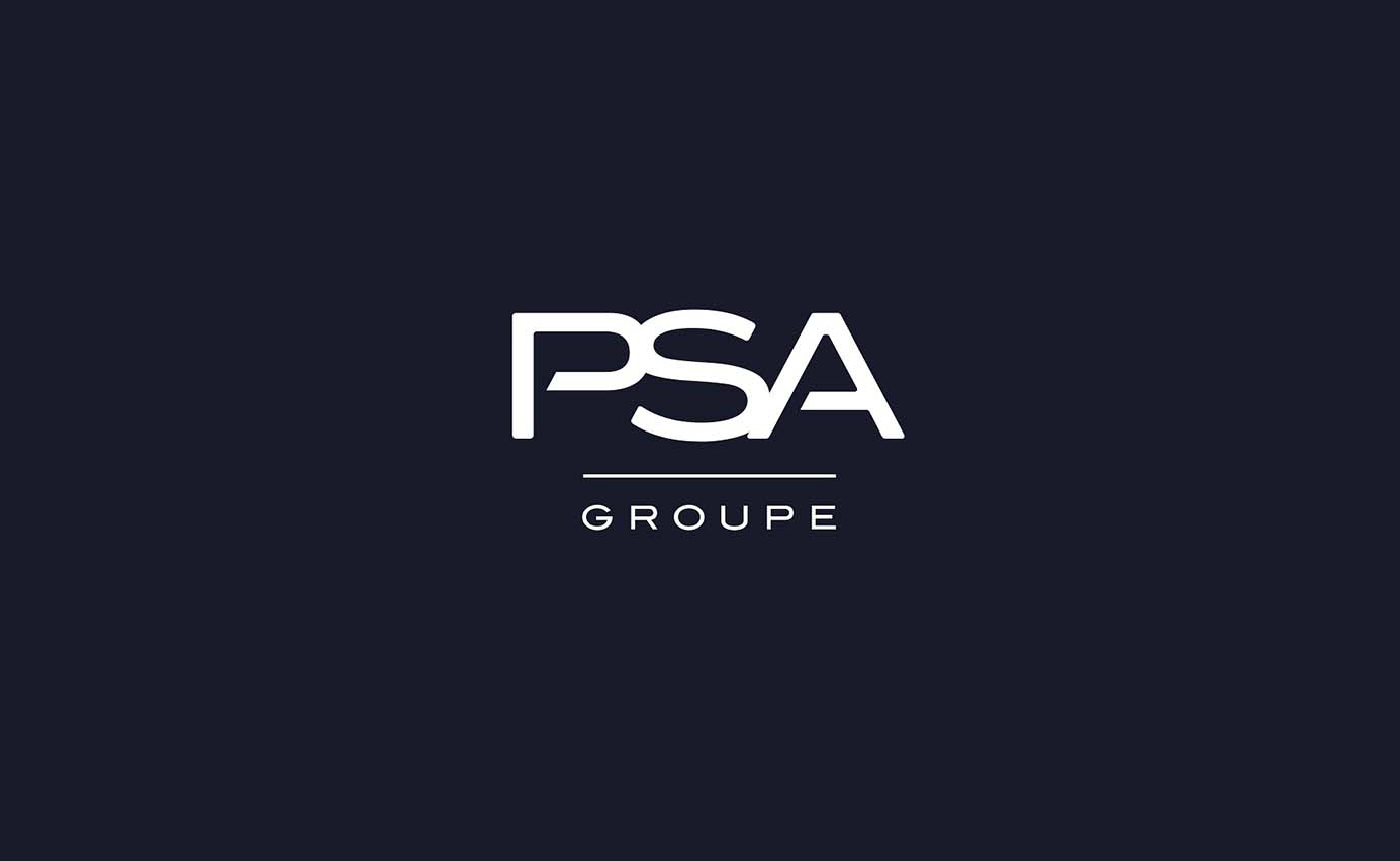 psa peugeot citro n change de logo et devient groupe psa. Black Bedroom Furniture Sets. Home Design Ideas