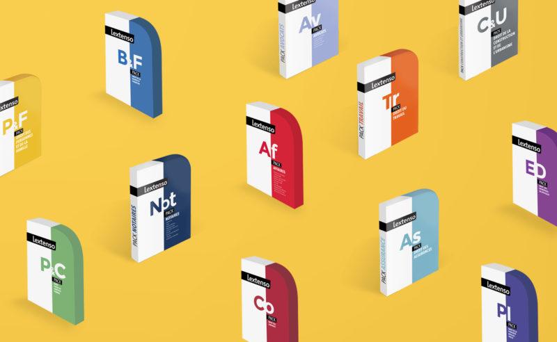 Lextenso, un nouveau logo qui défend son Droit à la simplicité
