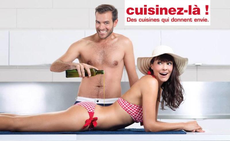 Pub sexy(ste) : Cuisinez-là !