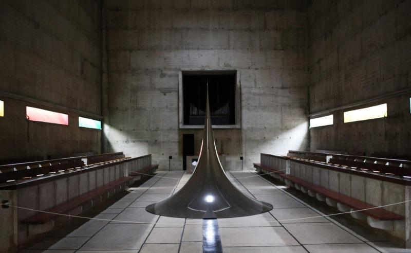 L'humanité en Patrimoine. Dialogue entre Le Corbusier et Anish Kapoor