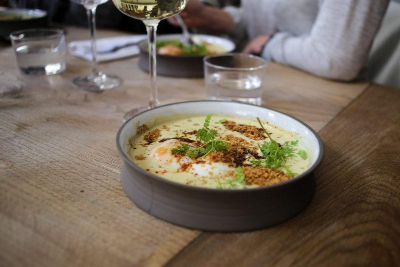 On the Grid – #1 Le bistrot du Potager