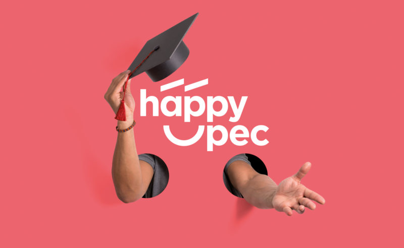 Happy Upec, un logo qui donne le sourire !