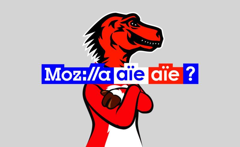 L'identité de Mozilla, aïe, aïe !