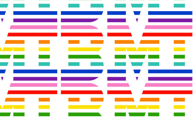 IBM fait son coming out !