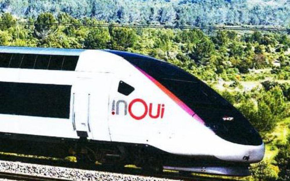Inoui le nouveau logo des tgv graph ine agence de - Oui oui et le train ...