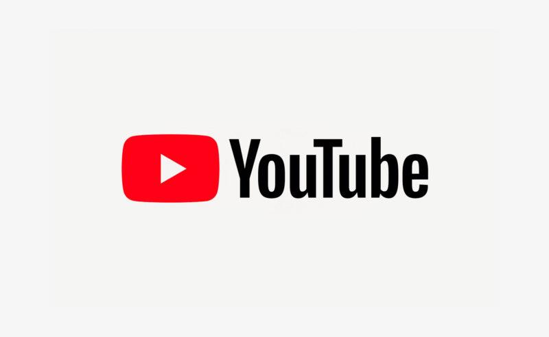 YouTube relooke son logo