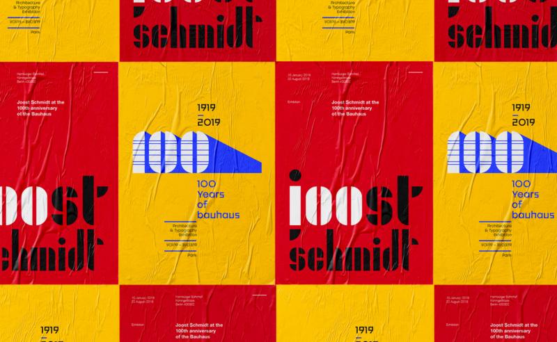poster-Bauhaus
